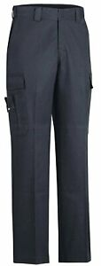 New Dickies Men's EMT Stretch Midnight Tactical Pants-Size 34UL x 28 - 2112377MD