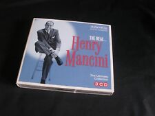 HENRY MANCINI 'The REAL....Henry Mancini' RCA/Sony Music 3CD Ultimate Collection