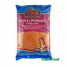 TRS Chili Pulver Sehr Scharf 100 g Chillipulver Chilli Extra Hot