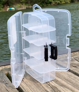 Plano Double Sided Tackle Box with Dividers 3449-22 High Quality FREE SHIPPING