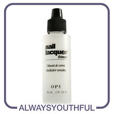 OPI Nail Lacquer Thinner - Solvent Restores Life To Thickened Nail Polish 60ml