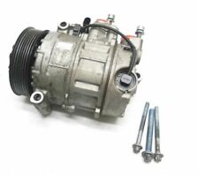 2003-2006 PORSCHE CAYENNE V8 A/C AIR CONDITIONING COMPRESSOR PUMP MOTOR w/CLUTCH