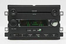2005-2007 Ford Five Hundred Mercury Montego Radio MP3 6 CD Player 5F9T-18C815-EH