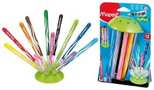 COLOR'PEPS JUNGLE INNOVATION FELT TIPS & STAND - BRILLIANT PRODUCT + FREE P&P