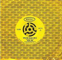 Pearl Jam CD Single Spin The Black Circle - USA (M/EX+)