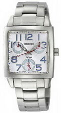 Seiko Criteria Mid-Size Multi-Hand Ladies Watch SUK015P1