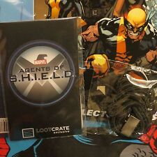 EFX collectibles Lootcrate Exclusive Marvel Comics Agents of Shield show prop
