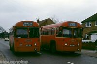 London Transport RF492 & 392 Feltham Hill Road March 1979 Bus Photo