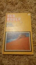 MIKE STEEL SIGNED BOOK. RED ROVER