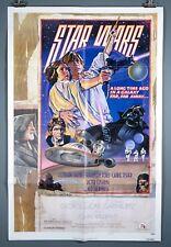 "Star Wars, A New Hope, Original 1978  Poster 27x41"" D"