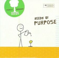 NEW Seeds Family Worship: Seeds of Purpose, Vol. 4 (Audio CD)