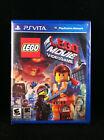 The LEGO Movie Videogame (Sony PlayStation Vita, 2014)