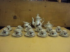 Art. 50 - IGAS - SERVIZIO DA CAFFE' con 12 pezzi degli anni '60 in porcellana