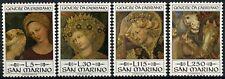 San Marino 1973 SG#990-3 Christmas MNH Set #D60265