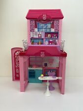 Large Barbie Summer Style House And Some Furniture Job Lot, Mattel