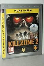 KILLZONE 2 GIOCO USATO SONY PS3 EDIZIONE ITALIANA PLATINUM AS3 50247