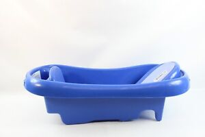 The First Years Sure Comfort Deluxe Newborn To Toddler Tub, Blue - Preowned