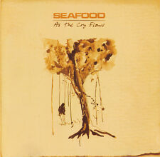 Seafood - As the Cry Flows (2004) - CD - Very Good Condition