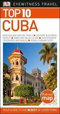 DK EYEWITNESS TOP 10 CUBA - BAKER, CHRISTOPHER P. - NEW PAPERBACK BOOK