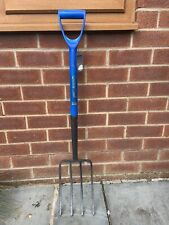 Draper Garden Digging Fork. Quality Steel Strong Carbon Steel , Top Quality