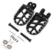 Foot Pegs Footpegs Footrest Pedals For Honda CR80R XR250R XR400R  XR650L XR650R