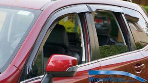 Window Visors WeatherShields weather shields for Jeep Grand Cherokee WJ 1999-05