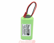 NiMH 3.6V 4000mAH Rechargeable Battery to Instrument Power Supply SYP 4/3A_3ST U