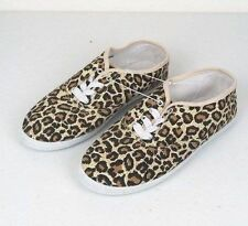 Women's Canvas Hiking Lace-Ups Sneakers Plimsoll Shoe Rubber Sole Sizes 5-10 New