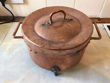 Arts & Crafts Pots/Planters Collectable Copper Metalware