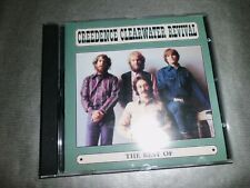 CREEDENCE CLEARWATER REVIVAL THE BEST OF CCR VERY RARE CD