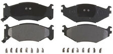 Disc Brake Pad Set-PG Plus Premium Semi-Metallic Brake Pad Auto Extra AXMD522