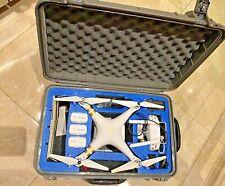DJI Phantom 3 Professional Pro 4K Drone Bundle With Extras, Pelican Hard Case