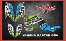 Raptor 660 Yamaha SEMI CUSTOM GRAPHICS KIT Detox3