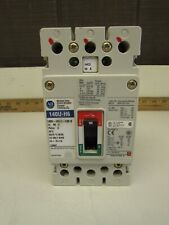 ALLEN BRADLEY 140U-H6C3-C90, CIRCUIT BREAKER, 3P/90A/480V  ,USED MAKE OFFER!