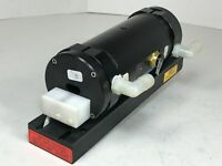 Lamp Pumped Nd:YAG Laser Cavity w/ 6mm Rod & Lamp 611-06 (Cladding) Continuum