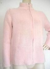 Damen-Pullover & Mittel mit Stehkragen und Reißverschluss