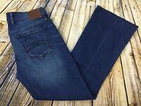 Lucky Brand Sweet N Low Jeans Bootcut Womens Sz 6 / 28 (30 x 29) Denim Medium