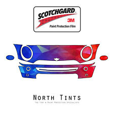 Mini Cooper S 2002-2006 PreCut 3M Scotchgard Paint Protection Film Clear Bra Kit