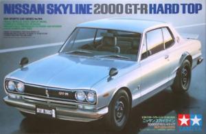 Tamiya Nissan 2000 GTR - T24194