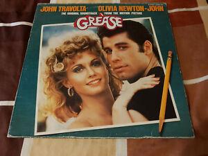 Grease - Filmmusik (OST, 1978, 2LP)