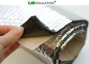 Adhesive Van Insulation Heat Control Thermal Foam Bubble Foil, THPro, 2.4m, 15mm