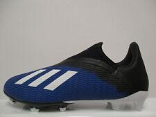 adidas X 19.3 Laceless Junior FG Football Boots UK 4 EUR 36.2/3 REF F344*