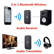 HIFI Wireless Bluetooth Audio Transmitter and Receiver 3.5mm RCA 2 In1 Adapter 1