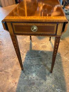Council Craftsman pembroke table
