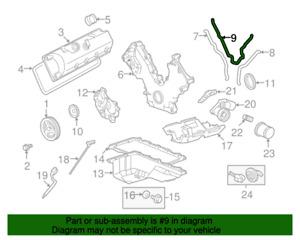 GENUINE FORD Upper Timing Cover Gasket F6AZ6020BB Crown Victoria E150 E250 F150