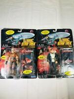 Classic Star Trek Action Figure Admiral Kirk, Khan Movie Series Free Shipping