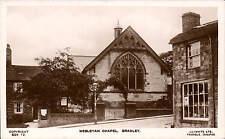 Bradley near Keighley. Wesleyan Chapel # BDY.12 by Lilywhite.