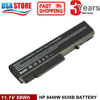 Battery for HP TD06 EliteBook 8440P 6930P 6530B 6730B ProBook 6455B