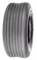 (One) Deli Tire 13 x 5.00 - 6 Smooth Rib, 4 Ply, Tubeless, Lawn Mower Tire - NEW
