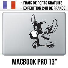 "Sticker Macbook Pro 13"" - Stitch"